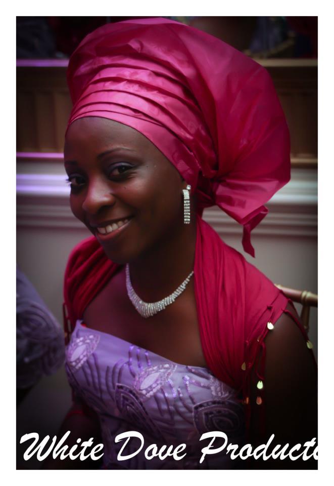 Nigerian...Yoruba...blessed